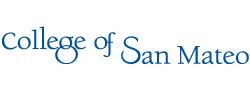 College of San Mateo logo