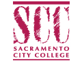 Sacramento City College logo