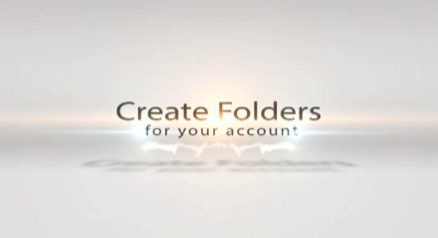 How to Create Folders