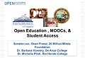 CCCOER, Open Education, MOOCs and Student Access - A Panel Discussion
