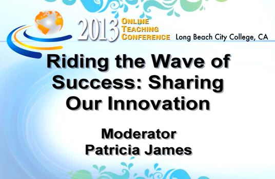 OTC13: Riding the Wave of Success