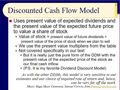 Chapter 06 - Slides 35-57 - Discounted Cash Flow Model, The Value Line