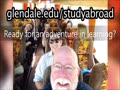 Study Abroad Ireland England no audio, short