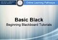 Basic Black – Request a Blackboard Shell