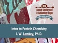 Protein Part I Jim Lamkey 4-22-14